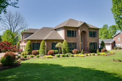 Mount Juliet Single Family Home Under Contract - Showing: 2033 Breckenridge Dr