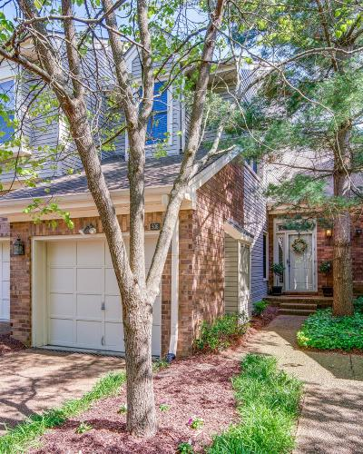 Nashville Condo/Townhouse Under Contract - Showing: 506 Belair Way