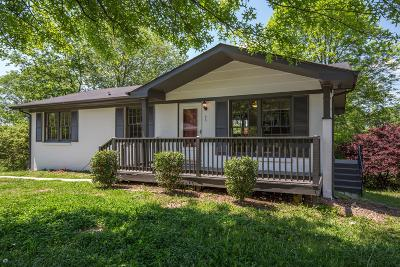 Gallatin Single Family Home Under Contract - Showing: 915 Tulip Circle