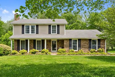 Clarksville Single Family Home For Sale: 1921 Claymont Dr