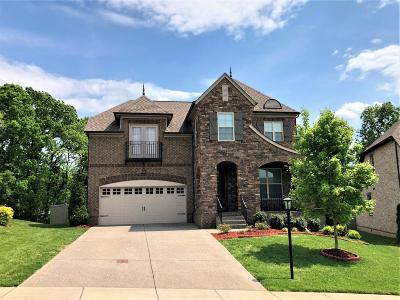 Hendersonville Single Family Home Under Contract - Showing: 138 Cobbler Cir