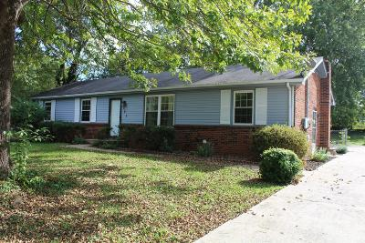 Clarksville Single Family Home Active - Showing: 382 Sandlewood Dr