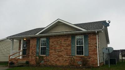 Clarksville Single Family Home Under Contract - Showing: 219 Grassmire Dr