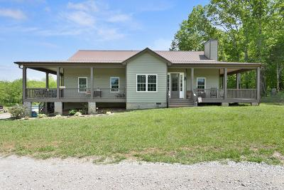 Marshall County Single Family Home Under Contract - Showing: 5463 Harris Cemetery Rd