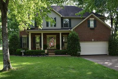 Thompsons Station TN Single Family Home For Sale: $320,000