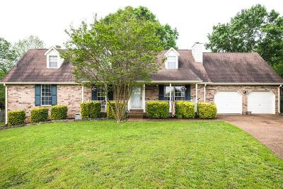 Smyrna Single Family Home Active - Showing: 108 Marble Ct