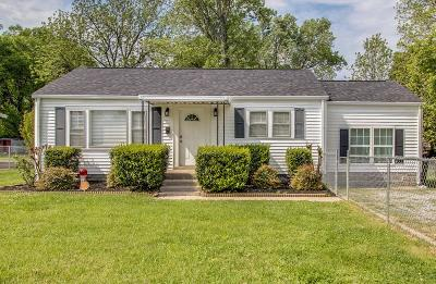 Lebanon Single Family Home Under Contract - Showing: 711 Meadowlane Dr
