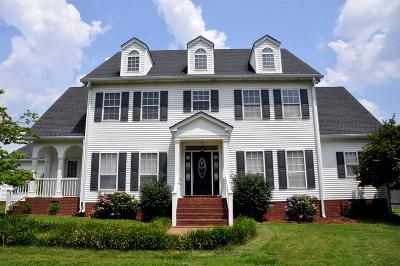 Sumner County Single Family Home For Sale: 282 Lee Rd