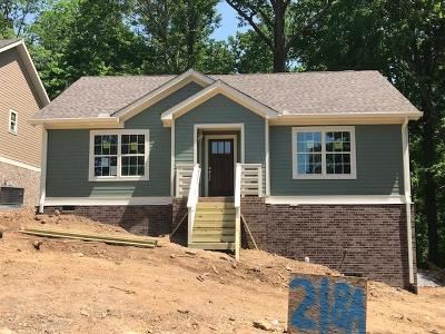 Ashland City Single Family Home For Sale: 218 A Orchard Ln