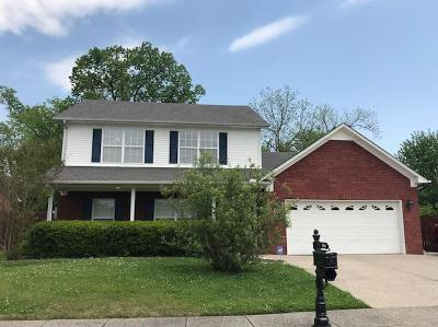 Columbia  Single Family Home Under Contract - Not Showing: 1773 Auburn Ln