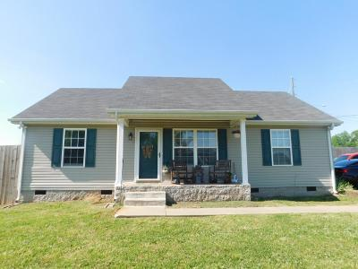 Lewisburg Single Family Home Under Contract - Showing: 100 Moriah Ave
