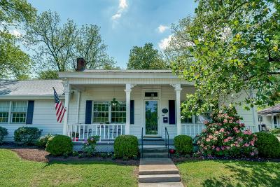 Franklin Single Family Home For Sale: 324 3rd Ave