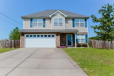 Lavergne Single Family Home Under Contract - Showing: 109 Macaw Ln
