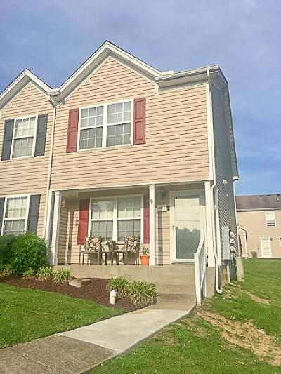 Lavergne Condo/Townhouse Under Contract - Not Showing: 4002 Cody Dr #4002