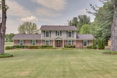 Franklin Single Family Home For Sale: 2204 Morriswood Dr
