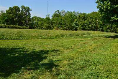 Residential Lots & Land Sold: Old Lewisburg Pike(Lot B)