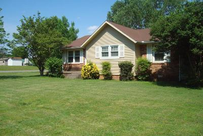 Smyrna Single Family Home Under Contract - Showing: 509 Bragg Ave