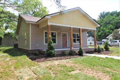 Lebanon Single Family Home Under Contract - Showing: 214 E Spring St - Lot 1