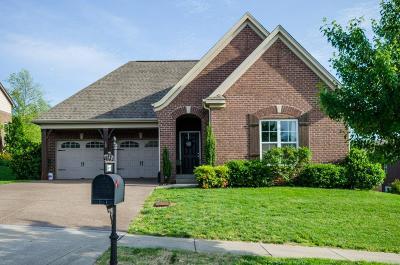 Franklin Single Family Home For Sale: 137 Fowler Cir