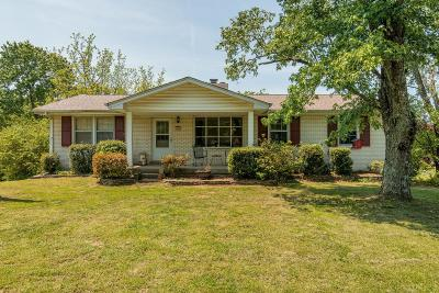 Mount Juliet Single Family Home Under Contract - Not Showing: 565 N Greenhill Rd