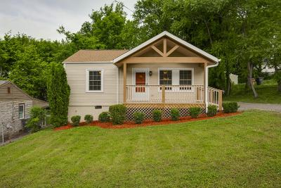 Nashville Single Family Home Under Contract - Showing: 1109 Lenore St