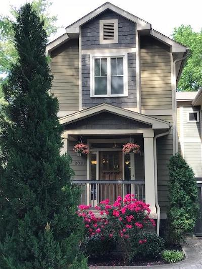 Single Family Home For Sale: 2822 W Kirkwood Ave