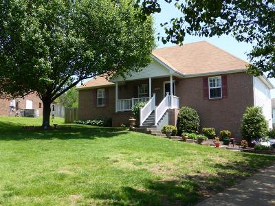 Spring Hill  Single Family Home For Sale: 2508 Preston Way