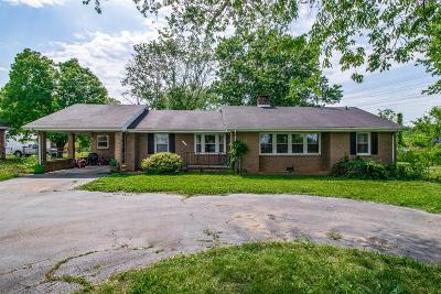 Lewisburg Single Family Home Under Contract - Showing: 950 5th Ave N