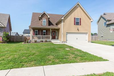 Clarksville Single Family Home For Sale: 706 Backwind Ln