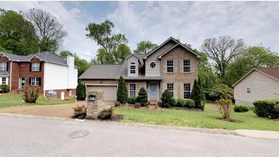 Hendersonville Single Family Home For Sale: 115 Bentree Dr