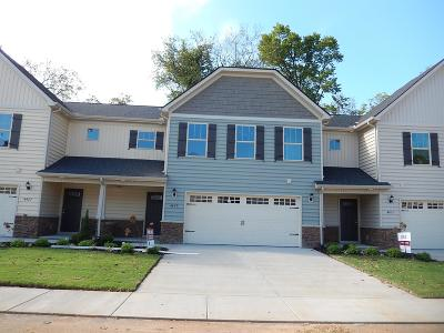 Murfreesboro, Rockvale Condo/Townhouse For Sale: 4429 Sunday Silence Way #324 #324