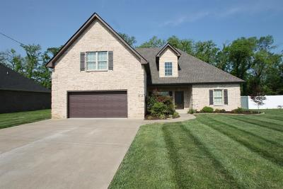 Smyrna Single Family Home Under Contract - Showing: 8802 Cole St