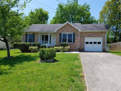 Christian County, Ky, Todd County, Ky, Montgomery County Single Family Home Active - Showing: 1012 Roedeer Dr
