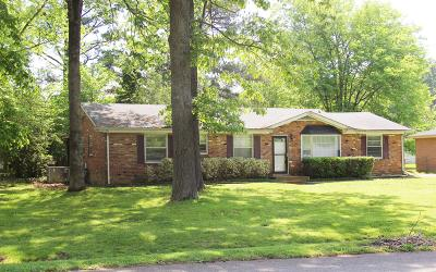 Clarksville Single Family Home For Sale: 139 Kingswood Dr