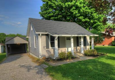 Old Hickory Single Family Home Under Contract - Showing: 4304 Woods St