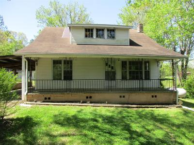 Stewart Single Family Home Active - Showing: 1087 Bumpus Mills Rd