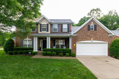 Mount Juliet Single Family Home For Sale: 601 Heritage Dr