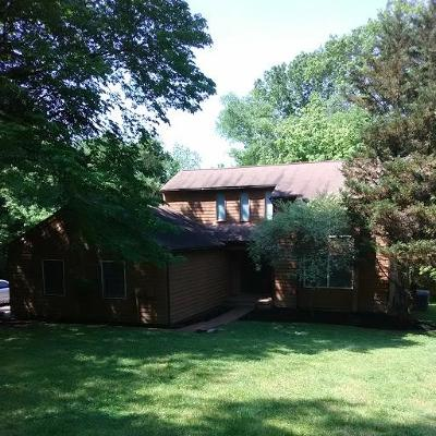 Mount Juliet Single Family Home For Sale: 604 Page Cir