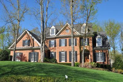 Franklin Single Family Home For Sale: 101 Sweethaven Ct
