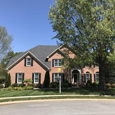 Murfreesboro Single Family Home Active - Showing: 1606 Ashford Ct