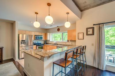 Condo/Townhouse Under Contract - Showing: 1101 18th Ave S Apt 207 #207
