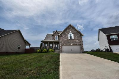 Clarksville Single Family Home For Sale: 1792 Arrowhead Ct