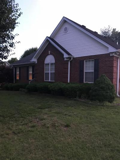 White House Single Family Home Under Contract - Showing: 309 Cherry Ln