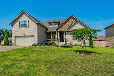 Clarksville Single Family Home Active - Showing: 139 Verisa Dr
