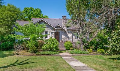 Belle Meade Single Family Home For Sale: 725 Westview Avenue