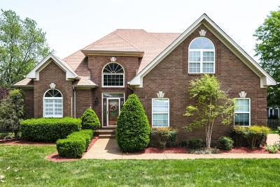 Hendersonville Single Family Home For Sale: 104 Stillwater Ct