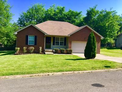 Madison Single Family Home Under Contract - Showing: 1333 Apple Valley Rd