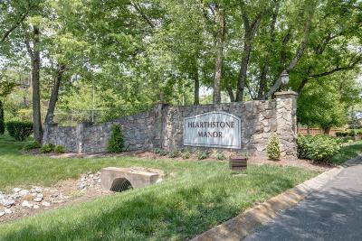 Brentwood Condo/Townhouse For Sale: 109 Hearthstone Manor Cir #109