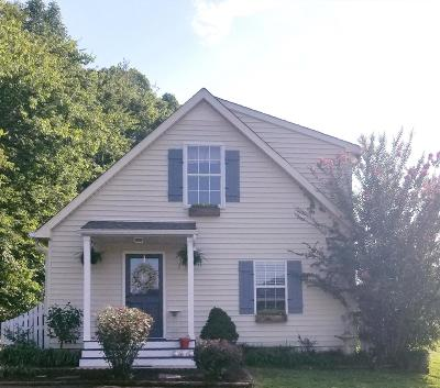 Chapmansboro TN Single Family Home For Sale: $199,900