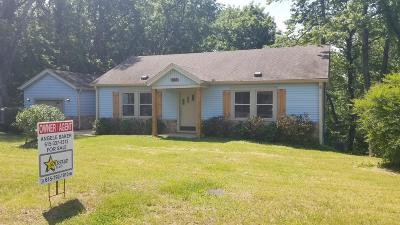 Clarksville Single Family Home For Sale: 306 Hickory Hts